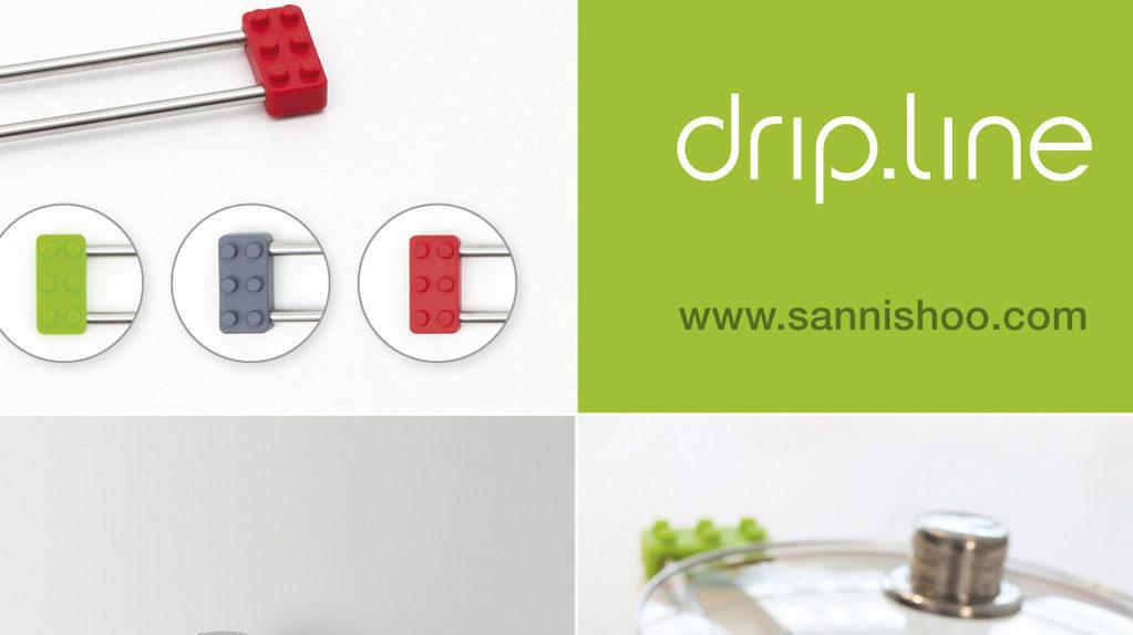 dripline | Sannishoo Abtropfgestell, Abtropfhalter - buildnbeam