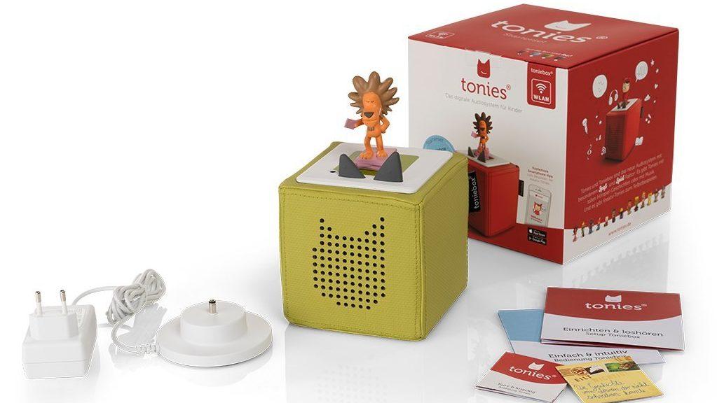 Tonies, Toniebox - Hörspielkonzept für Kinder - buildnbeam