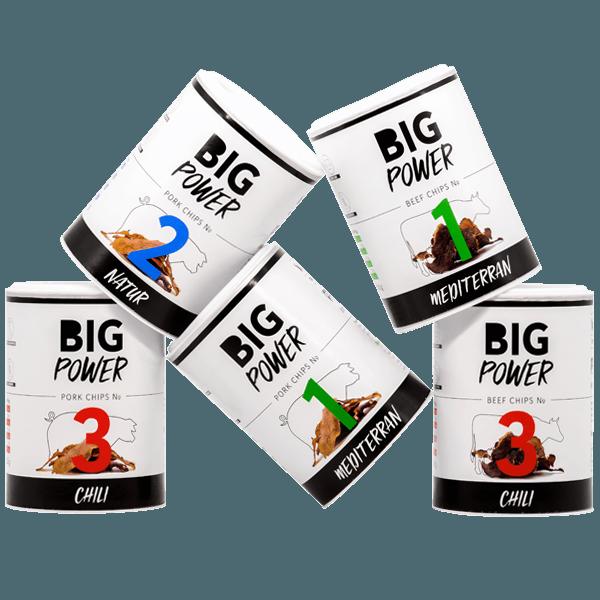 Protein Shaker Das Ding Des Jahres: Big Power, Schinkenchips Aus Der Dose, Chips Aus Schinken