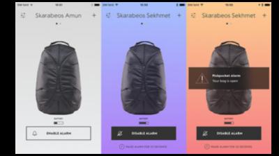 Skarabeos - smarter Rucksack