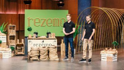 rezemo Kaffeekapsel aus Holz