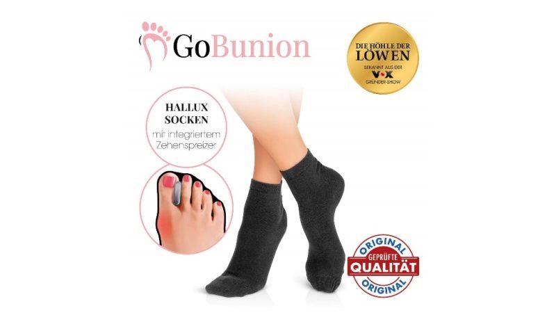 goBunion Socken Hallux Valgus